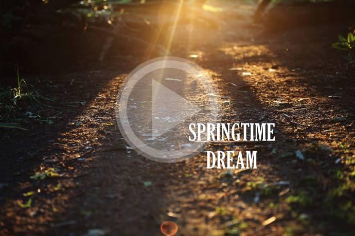 Springtime Dream, music by Noris Schek, video by Cristina Schek
