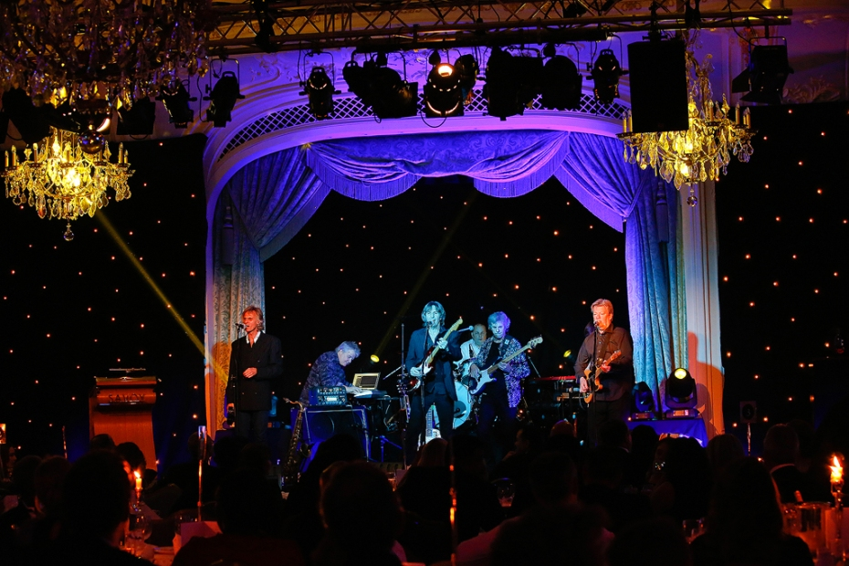 The Straits performing the music of Dire Straits at The British Invention Show - Awards Gala   Photography © Cristina Schek