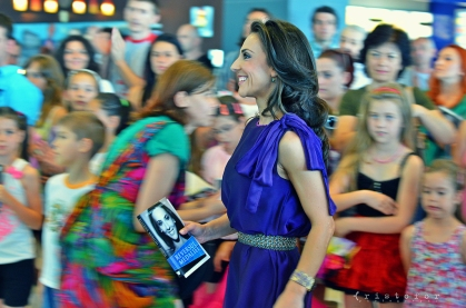 Andreea Raducan - The Other Side Of the Medal Book Launch, photo by Cristina Schek (10)