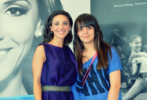 Andreea Raducan - The Other Side Of the Medal Book Launch, photo by Cristina Schek (31)