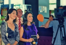 Andreea Raducan - The Other Side Of the Medal Book Launch, photo by Cristina Schek (4)