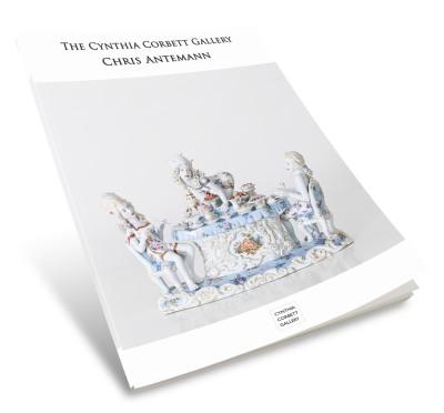 Chris Antemann Catalogue designed by Cristina Schek