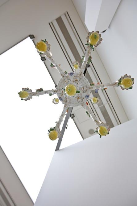 The Cynthia Corbett Gallery at COLLECT15, photo © Cristina Schek