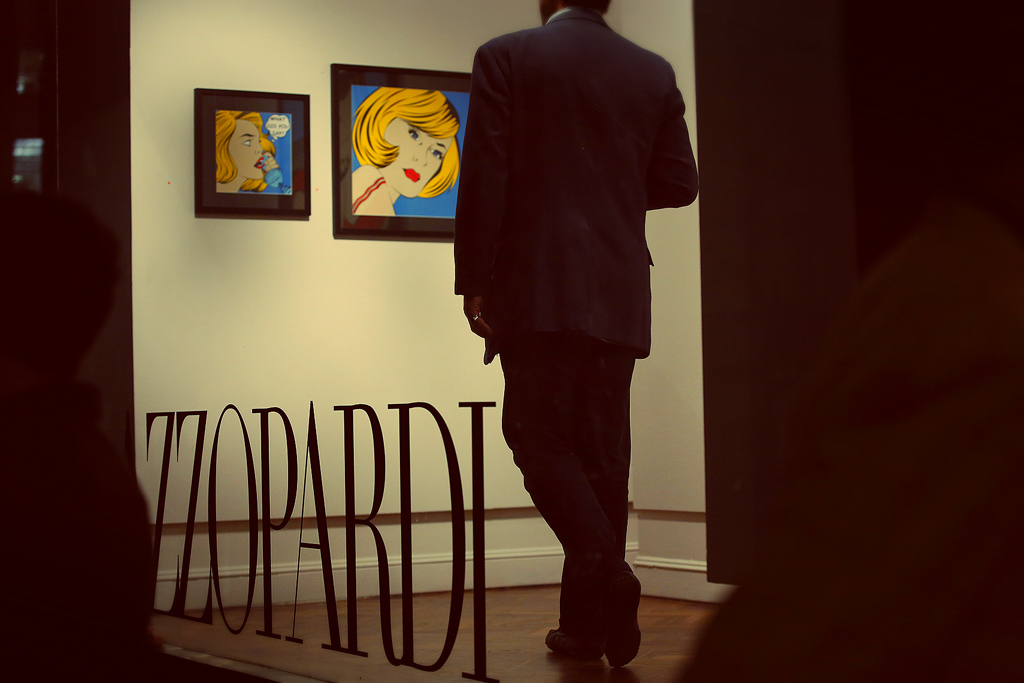 Deborah Azzopardi Solo Show, April 2014 | Photography © Cristina Schek