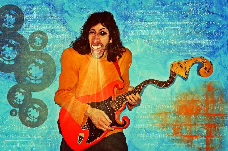 The-Instrumentalist-Surreal Portrait by Cristina Schek