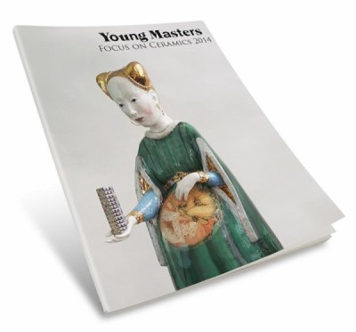 Young Masters Ceramics, designed by Cristina Schek
