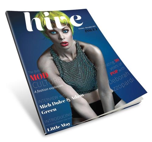 Deborah Azzopardi, Hive Magazine, 2015
