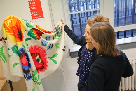 Print Make Wear Book Launch, by Melanie Bowles, photo by Cristina Schek (18)
