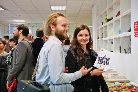 Print Make Wear Book Launch, by Melanie Bowles, photo by Cristina Schek (19)