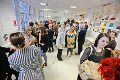 Print Make Wear Book Launch, by Melanie Bowles, photo by Cristina Schek (22)