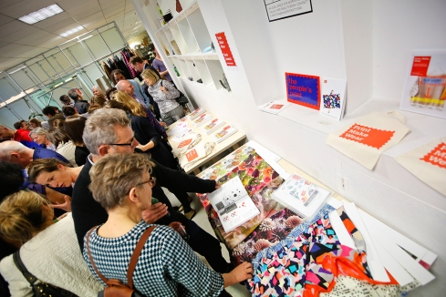 Print Make Wear Book Launch, by Melanie Bowles, photo by Cristina Schek (26)
