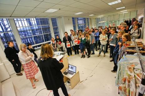 Print Make Wear Book Launch, by Melanie Bowles, photo by Cristina Schek (27)