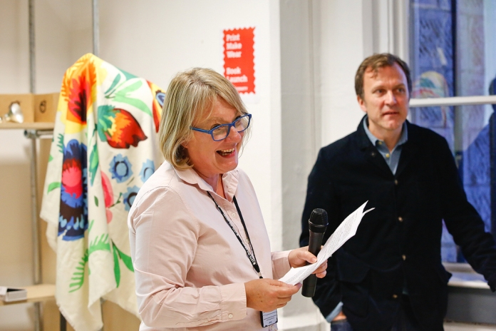 Print Make Wear Book Launch, by Melanie Bowles, photo by Cristina Schek (28)