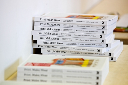Print Make Wear Book Launch, by Melanie Bowles, photo by Cristina Schek (3)