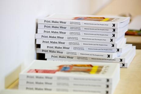 Print Make Wear Book Launch, by Melanie Bowles, photo by Cristina Schek (3)