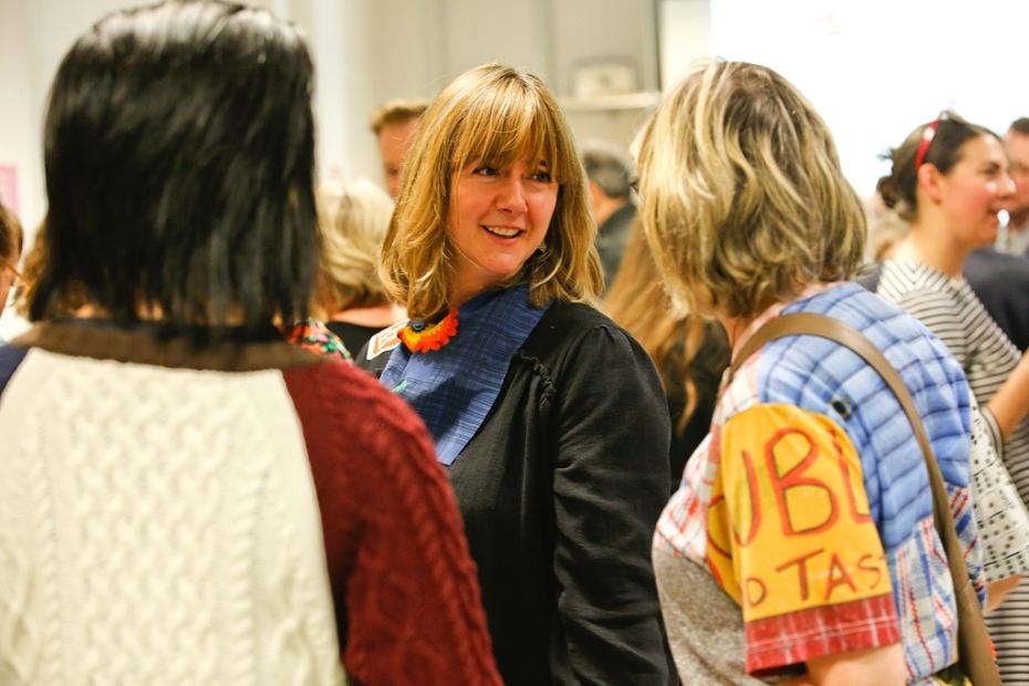Print Make Wear Book Launch, by Melanie Bowles, photo by Cristina Schek (35)
