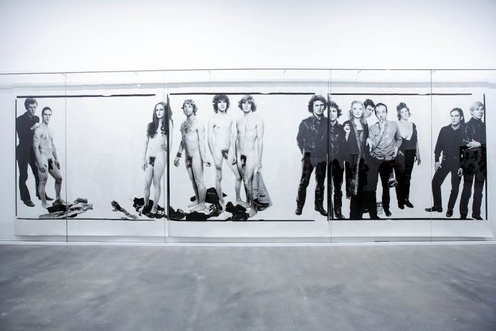 Avedon Warhol Opening Night at Gagosian Gallery, London - photo by Cristina Schek (10)