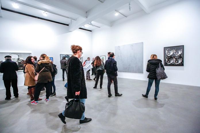 Avedon Warhol Opening Night at Gagosian Gallery, London - photo by Cristina Schek (11)