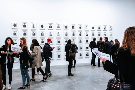 Avedon Warhol Opening Night at Gagosian Gallery, London - photo by Cristina Schek (13)
