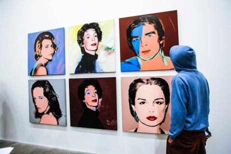 Avedon Warhol Opening Night at Gagosian Gallery, London - photo by Cristina Schek (14)