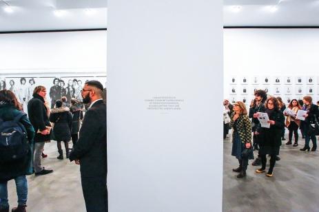 Avedon Warhol Opening Night at Gagosian Gallery, London - photo by Cristina Schek (15)
