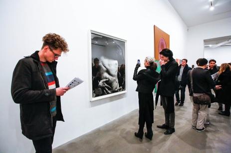 Avedon Warhol Opening Night at Gagosian Gallery, London - photo by Cristina Schek (16)