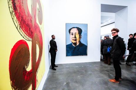 Avedon Warhol Opening Night at Gagosian Gallery, London - photo by Cristina Schek (19)