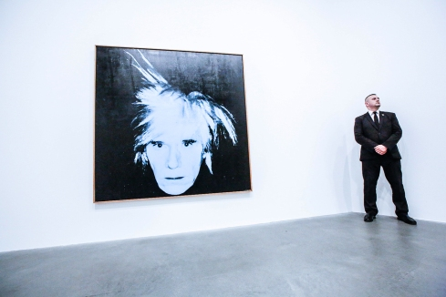 Avedon Warhol Opening Night at Gagosian Gallery, London - photo by Cristina Schek (20)