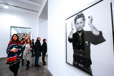 Avedon Warhol Opening Night at Gagosian Gallery, London - photo by Cristina Schek (21)