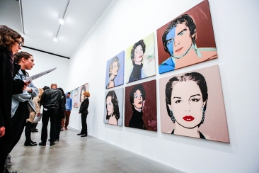 Avedon Warhol Opening Night at Gagosian Gallery, London - photo by Cristina Schek (22)