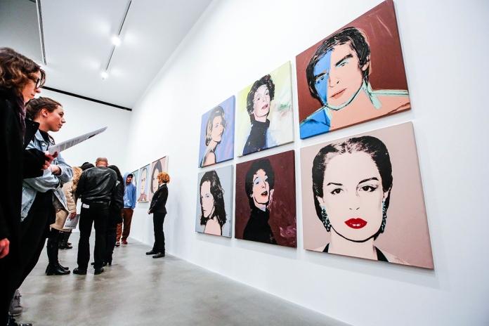 Avedon Warhol Opening Night at Gagosian Gallery, London - photo by Cristina Schek (22)