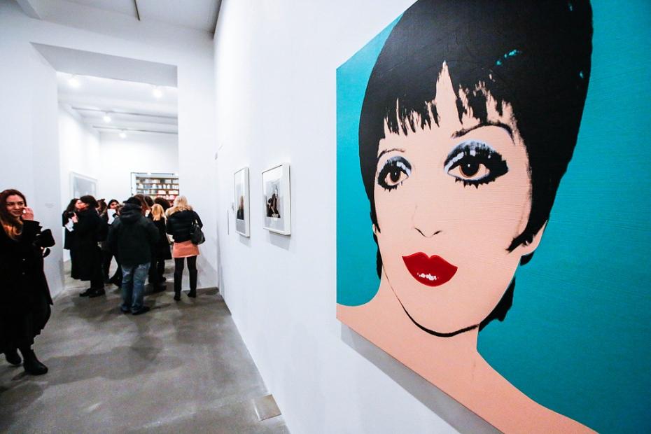 Avedon Warhol Opening Night at Gagosian Gallery, London - photo by Cristina Schek (23)