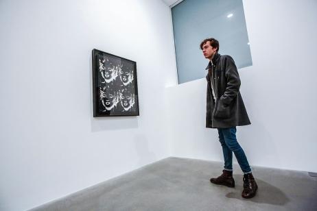 Avedon Warhol Opening Night at Gagosian Gallery, London - photo by Cristina Schek (24)
