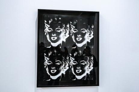 Avedon Warhol Opening Night at Gagosian Gallery, London - photo by Cristina Schek (25)