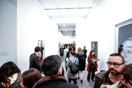 Avedon Warhol Opening Night at Gagosian Gallery, London - photo by Cristina Schek (27)
