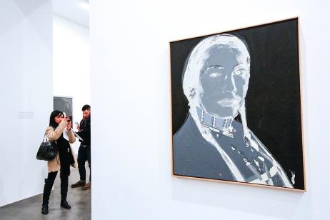 Avedon Warhol Opening Night at Gagosian Gallery, London - photo by Cristina Schek (28)