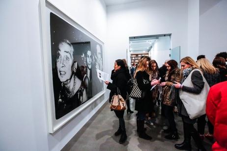 Avedon Warhol Opening Night at Gagosian Gallery, London - photo by Cristina Schek (30)