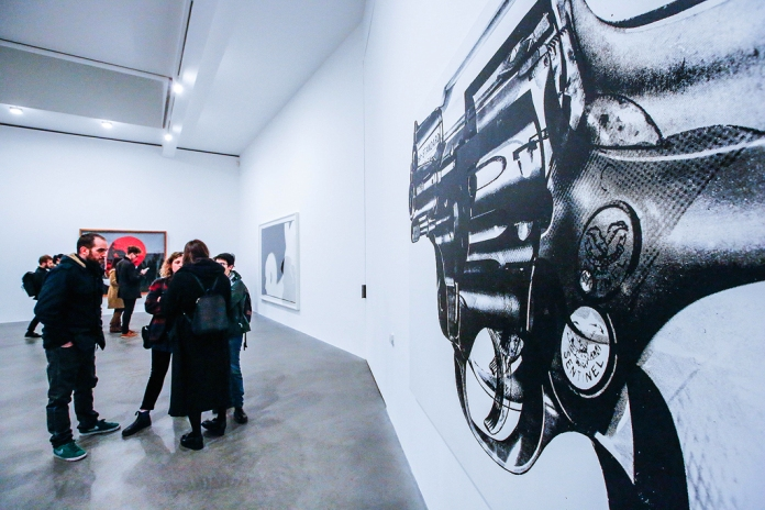 Avedon Warhol Opening Night at Gagosian Gallery, London - photo by Cristina Schek (33)