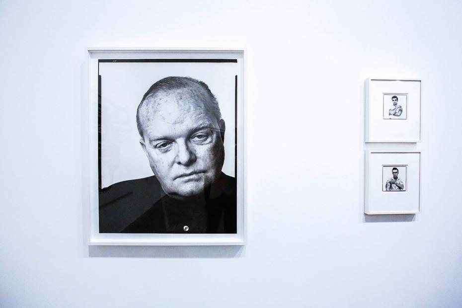 Avedon Warhol Opening Night at Gagosian Gallery, London - photo by Cristina Schek (34)