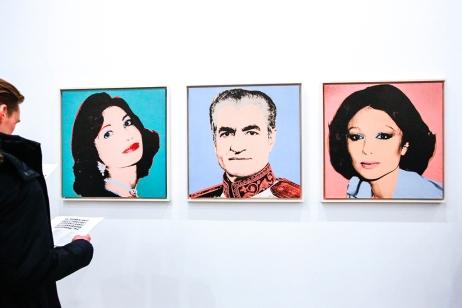 Avedon Warhol Opening Night at Gagosian Gallery, London - photo by Cristina Schek (35)