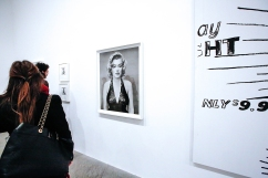 Avedon Warhol Opening Night at Gagosian Gallery, London - photo by Cristina Schek (36)
