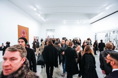Avedon Warhol Opening Night at Gagosian Gallery, London - photo by Cristina Schek (39)