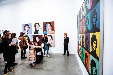 Avedon Warhol Opening Night at Gagosian Gallery, London - photo by Cristina Schek (4)