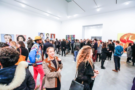 Avedon Warhol Opening Night at Gagosian Gallery, London - photo by Cristina Schek (40)