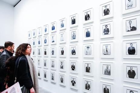 Avedon Warhol Opening Night at Gagosian Gallery, London - photo by Cristina Schek (41)