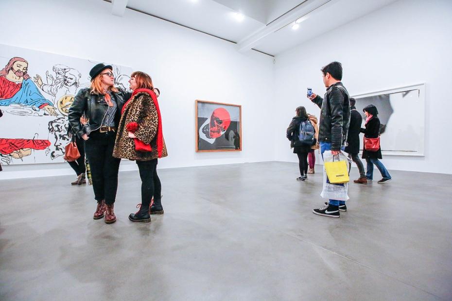 Avedon Warhol Opening Night at Gagosian Gallery, London - photo by Cristina Schek (42)