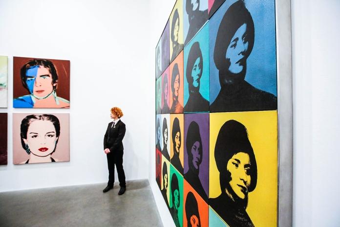 Avedon Warhol Opening Night at Gagosian Gallery, London - photo by Cristina Schek (43)