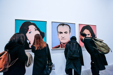 Avedon Warhol Opening Night at Gagosian Gallery, London - photo by Cristina Schek (46)
