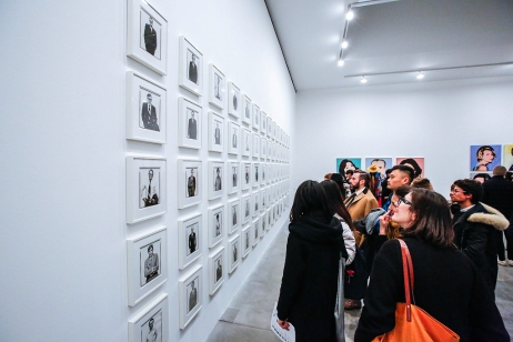Avedon Warhol Opening Night at Gagosian Gallery, London - photo by Cristina Schek (47)