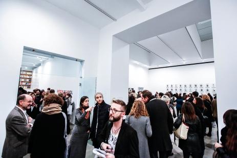 Avedon Warhol Opening Night at Gagosian Gallery, London - photo by Cristina Schek (48)